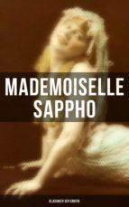 mademoiselle sappho (klassiker der erotik) (ebook)-9788027217625