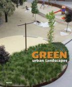 green urban landscapes (español-ingles)-9788415223825