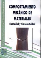 comportamiento mecanico de materiales andres valiente cancho 9788415793625