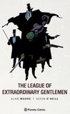 the league of extraordinary gentlemen nº 01 (edición trazado) alan moore kevin o neill 9788416543625