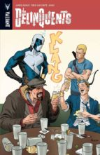 the delinquents fred van lente 9788417036225