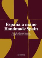 españa a mano/ handmade spain 9788417048525