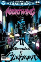 nightwing núm. 10/3 (renacimiento) tim seeley 9788417106225