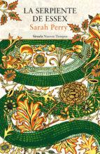 la serpiente de essex sarah perry 9788417151225