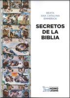 secretos de la biblia beata emmerick ana catalina 9788417407025