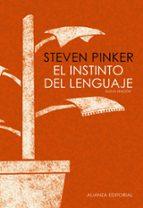 el instinto del lenguaje-steven pinker-9788420671925