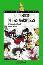 el tesoro de las mariposas maria antonia garcia quesada 9788420731025