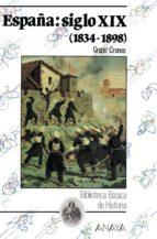 españa, siglo xix (1834-1898)-9788420741925