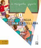El libro de Lengua castellana 1: primaria 1º autor VV.AA. PDF!