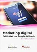 marketing digital: publicidad con google adwords edson d. cisneros canlla 9788426723925