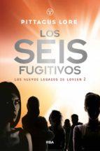 generacion uno # 2: los seis fugitivos-pittacus lore-9788427215825