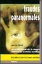 fraudes paranormales-9788430588725