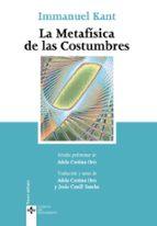 la metafisica de las costumbres (4ª ed.) immanuel kant 9788430943425