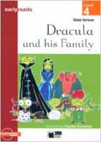 dracula and his family, educacion primaria: material auxiliar (2ª ed.) (incluye cd-rom)-9788431609825