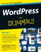 wordpress para dummies (ebook)-luis rull-rocio valdivia-9788432901225
