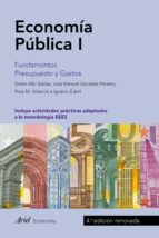 economia publica i (4ª ed. renovada) emilio albi ibañez jose manuel gonzalez paramo 9788434426825