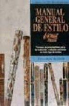manual general de estilo-9788435907125