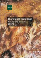 el arte en la prehistoria-mario menendez fernandez-9788436259025