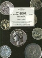 sylloge nummorum graecorum españa (vol. i. hispania) carmen alfaro asins 9788436938425