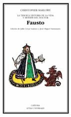 fausto-christopher marlowe-9788437604725