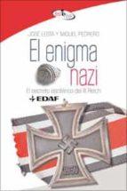 el enigma nazi: el secreto esoterico del iii reich-iker jimenez-jose lesta-9788441421325