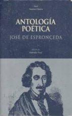 antologia poetica jose de espronceda 9788446010425