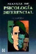 manual psicologia diferencial andres pueyo