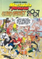 mortadelo y filemon: eurobasket 2007 (nº 116)-francisco ibañez-9788466631525
