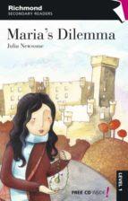 rsr 1 maria s dilema + cd-9788466811125