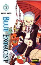 blue exorcist (vol. 7)-kazue kato-9788467909425