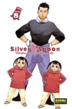 silver spoon 8 hiromu harakawa 9788467916225