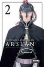 la heroica leyenda de arslan 2 hiromu arakawa yoshiki tanaka 9788467921625