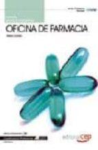 manual oficina de farmacia. cualificaciones profesionales-9788468119625