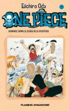 one piece nº 1 eiichiro oda 9788468471525
