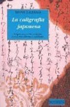 la caligrafia japonesa-noni lazaga-9788475170725