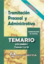 tramitacion procesal y administrativa (vol. i)-jose luis ramos cejudo-manuel segura ruiz-9788482194325