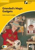 grandad s magic gadgets level 2 elementary/lower-intermediate-9788483235225