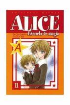 alice: escuela de magia 11-tachibana higuchi-9788483573525