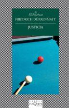 justicia-friedrich durrenmatt-9788483834725