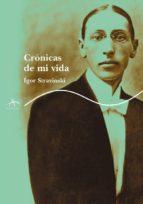 cronicas de mi vida-igor stravinski-9788484282525