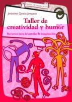 taller de creatividad y humor-jeronimo garcia jorquera-9788490231425