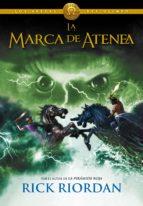 la marca de atenea (los héroes del olimpo 3) (ebook)-rick riordan-9788490431825