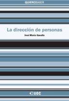 la dirección de personas (ebook)-josé maría gasalla dapena-9788490649725
