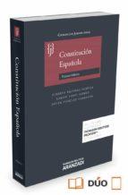 constitución española-alberto palomar olmeda-9788490982525