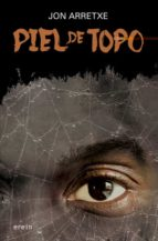 piel de topo (saga detective toure 5) jon arretxe 9788491092025