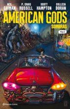 american gods sombras nº 04/09 neil gaiman 9788491467625