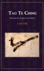 tao te ching. tratado del camino y su virtud lao tse 9788494371325