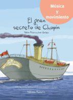 el gran secreto de chopin nuria palau 9788494555725