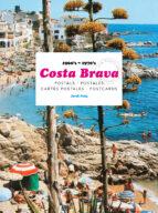 costa brava postals 1960 s-1970 s (català-español-english-françai s)-jordi puig castellano-9788494641725
