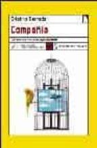 El libro de Compañia (ii premio de narrativa caja madrid) autor CRISTINA CERRADA PDF!